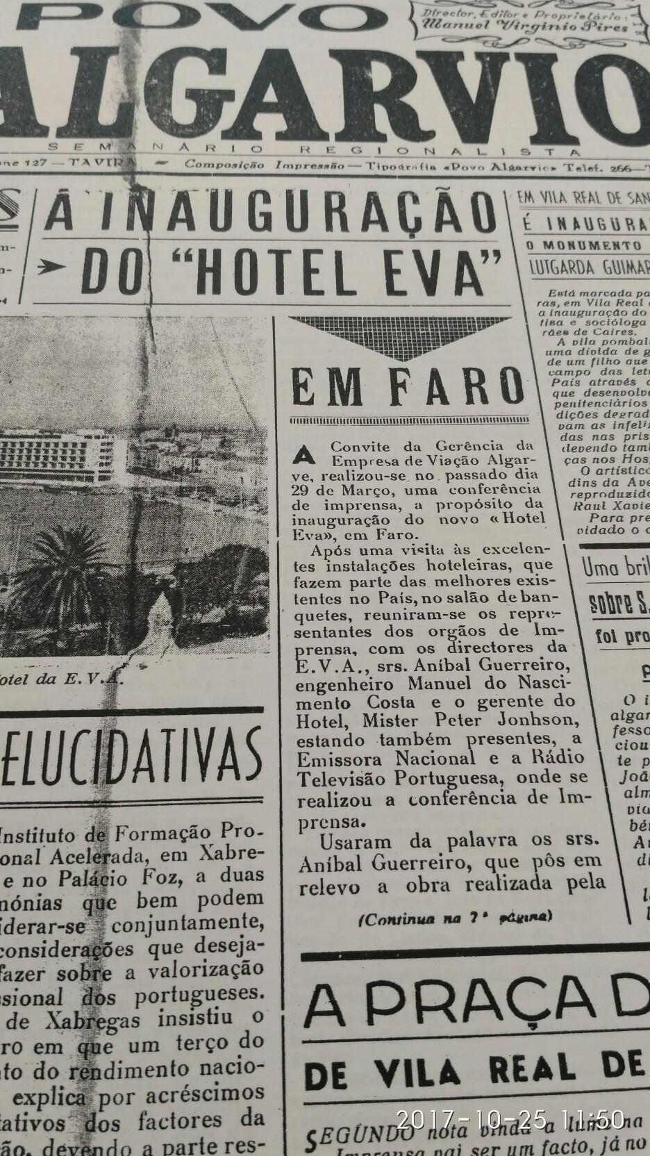 "Jornal ""Povo Algarvio"""