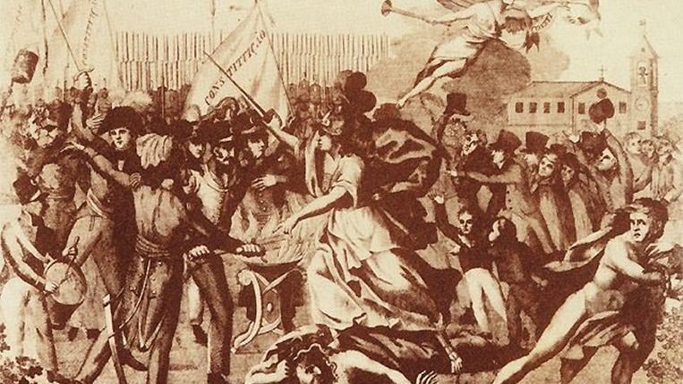 A revolução liberal do Porto (1820) e Tavira